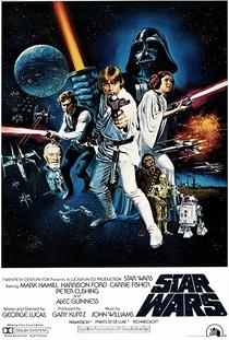 Star Wars: Episódio IV - Uma Nova Esperança - Poster / Capa / Cartaz - Oficial 12