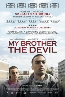 Meu Irmão, o Diabo - Poster / Capa / Cartaz - Oficial 2