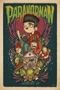 ParaNorman - Poster / Capa / Cartaz - Oficial 8