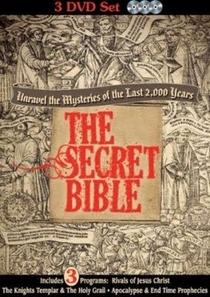 Segredos da Biblia - Poster / Capa / Cartaz - Oficial 1
