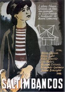 Saltimbancos - Poster / Capa / Cartaz - Oficial 1