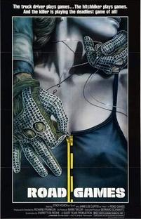 Enigma na Estrada - Poster / Capa / Cartaz - Oficial 1