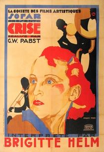 Crise - Poster / Capa / Cartaz - Oficial 1