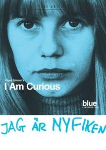I Am Curious (Blue) - Poster / Capa / Cartaz - Oficial 1