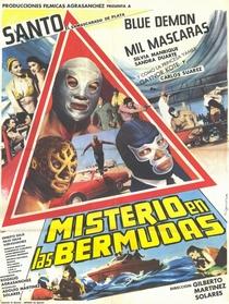 Misterio en las Bermudas - Poster / Capa / Cartaz - Oficial 1