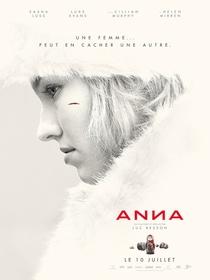 Anna - O Perigo Tem Nome - Poster / Capa / Cartaz - Oficial 2
