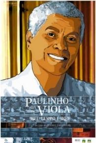 Paulinho da Viola - Meu Tempo é Hoje - Poster / Capa / Cartaz - Oficial 2