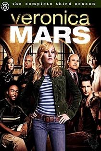 Veronica Mars: A Jovem Espiã (3ª Temporada) - Poster / Capa / Cartaz - Oficial 1