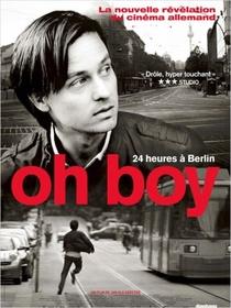 Oh Boy - Poster / Capa / Cartaz - Oficial 2