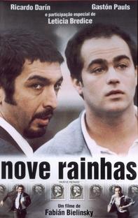 Nove Rainhas - Poster / Capa / Cartaz - Oficial 6