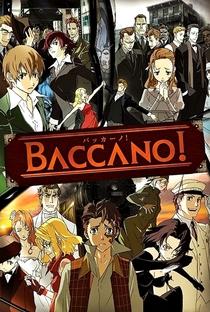 Baccano! - Poster / Capa / Cartaz - Oficial 1