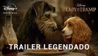 A Dama e o Vagabundo • Trailer Legendado