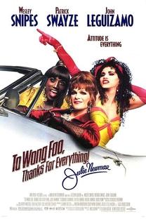 Para Wong Foo, Obrigada Por Tudo! Julie Newmar - Poster / Capa / Cartaz - Oficial 1