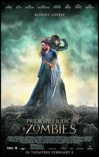 Orgulho e Preconceito e Zumbis - Poster / Capa / Cartaz - Oficial 10