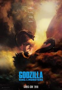 Godzilla II: Rei dos Monstros - Poster / Capa / Cartaz - Oficial 1