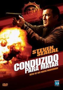 Conduzido para Matar - Poster / Capa / Cartaz - Oficial 2