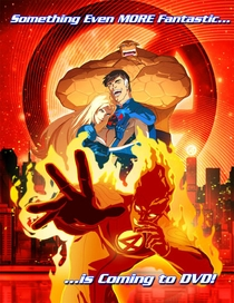 Quarteto Fantástico: Os Maiores Heróis da Terra (1ª Temporada) - Poster / Capa / Cartaz - Oficial 1