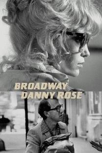Broadway Danny Rose - Poster / Capa / Cartaz - Oficial 4