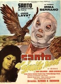 Santo y el Aguila Real - Poster / Capa / Cartaz - Oficial 1