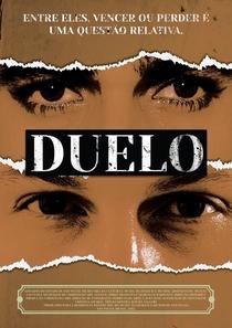 Duelo - Poster / Capa / Cartaz - Oficial 1