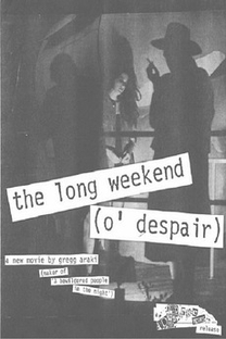 The Long Weekend (O'Despair) - Poster / Capa / Cartaz - Oficial 1