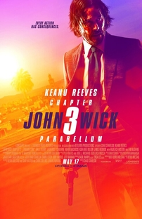 John Wick 3 - Parabellum - Poster / Capa / Cartaz - Oficial 1