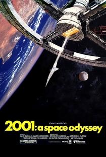 2001: Uma Odisseia no Espaço - Poster / Capa / Cartaz - Oficial 35