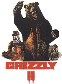 Grizzly II: The Concert  - Poster / Capa / Cartaz - Oficial 1