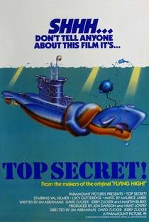 Top Secret! Super Confidencial  - Poster / Capa / Cartaz - Oficial 4
