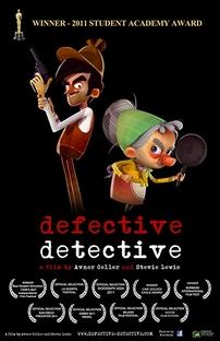 Defective Detective - Poster / Capa / Cartaz - Oficial 1