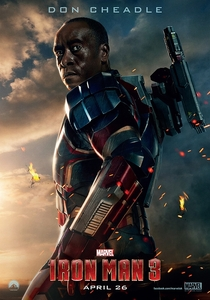Homem de Ferro 3 - Poster / Capa / Cartaz - Oficial 8