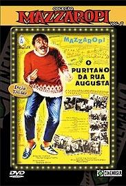 O Puritano da Rua Augusta - Poster / Capa / Cartaz - Oficial 1