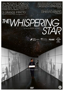 The Whispering Star - Poster / Capa / Cartaz - Oficial 4