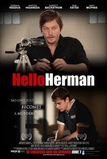 Hello Herman - Poster / Capa / Cartaz - Oficial 4