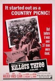 Os Três Assassinos - Poster / Capa / Cartaz - Oficial 1