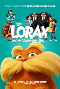 O Lorax - Em Busca da Trúfula Perdida - Poster / Capa / Cartaz - Oficial 8
