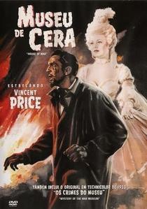 Museu de Cera - Poster / Capa / Cartaz - Oficial 7