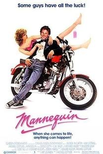 Manequim - Poster / Capa / Cartaz - Oficial 1