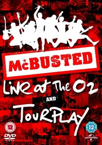 McBusted - Live At The O2 - Poster / Capa / Cartaz - Oficial 1