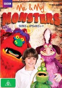 Eu e os Monstros - Poster / Capa / Cartaz - Oficial 1
