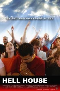 Hell House - Poster / Capa / Cartaz - Oficial 1