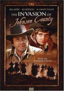 A Invasão do Condado Johnson - Poster / Capa / Cartaz - Oficial 1