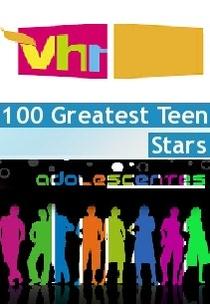 As 100 Maiores Estrelas Adolescentes - Poster / Capa / Cartaz - Oficial 1