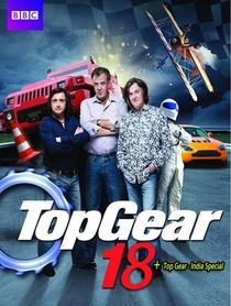 Top Gear (UK) - 18 temporada - Poster / Capa / Cartaz - Oficial 1