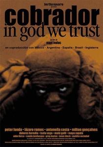 O Cobrador: In God We Trust - Poster / Capa / Cartaz - Oficial 1
