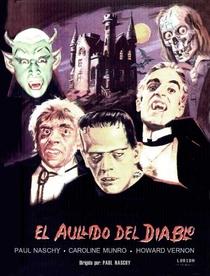 El Aullido del Diablo - Poster / Capa / Cartaz - Oficial 1
