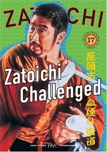 Zatoichi Challenged - Poster / Capa / Cartaz - Oficial 2