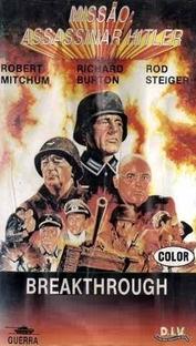 Missão: Assassinar Hitler - Poster / Capa / Cartaz - Oficial 2