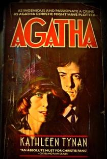O Mistério de Agatha - Poster / Capa / Cartaz - Oficial 2