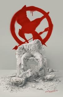 Jogos Vorazes: A Esperança - O Final - Poster / Capa / Cartaz - Oficial 7